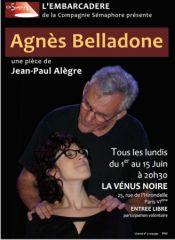 Microsoft Word - affichette Agnès Vénus.doc